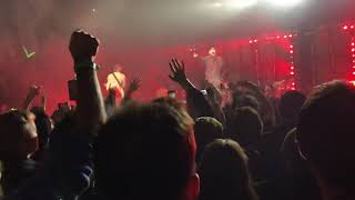 Mike Shinoda - A Place For My Head ft. Don Broco live - House of Blues, Boston, MA - 11/14/18