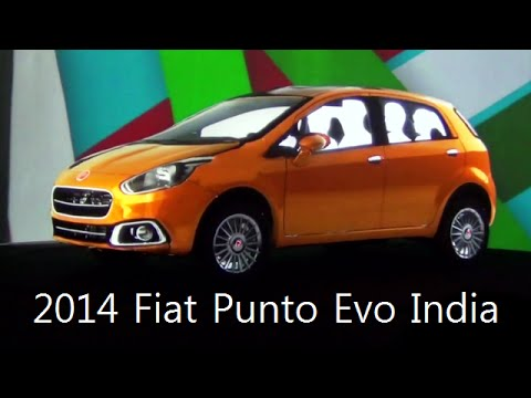 2014 Fiat Punto Evo India Review With Price, Exteriors, Interiors And Features Overview