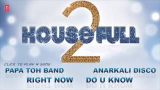 Housefull 2 - Housefull 2 Full Songs | Jukebox