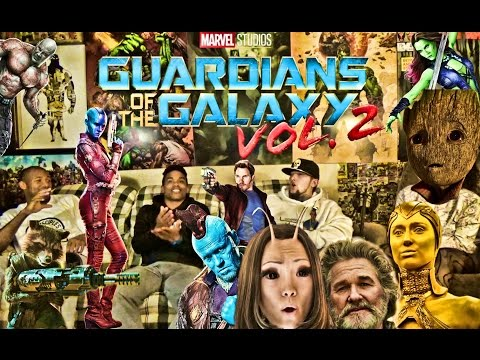Guardians Of The Galaxy Vol. 2 EPIC Review!