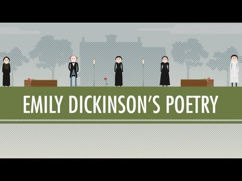 Before I Got My Eye Put Out - The Poetry of Emily Dickinson: Crash Course English Lit #8