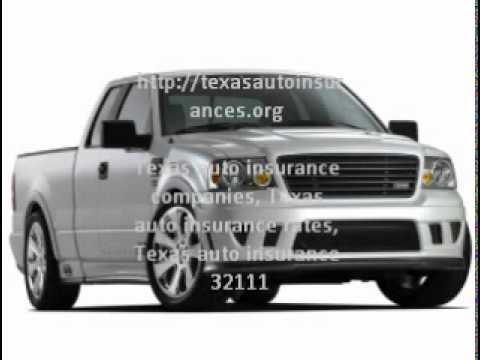 Texas auto insurance companies, Texas auto insurance rates,