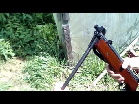 Стрельба с воздушки CHANGALCHIN 62