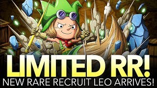 LIMITED RARE RECRUIT LEO SUMMONS! (One Piece Treasure Cruise - Global)