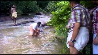 kadakkal  oilpalm kanyarayam river