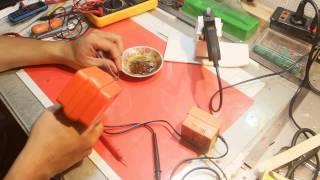 Chế bộ đo thông mạch đơn giản