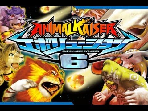 Battlehero2012的真人實況 5 animal kaiser Evo 6