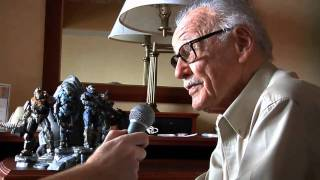 Halo Waypoint: Stan Lee talks Halo