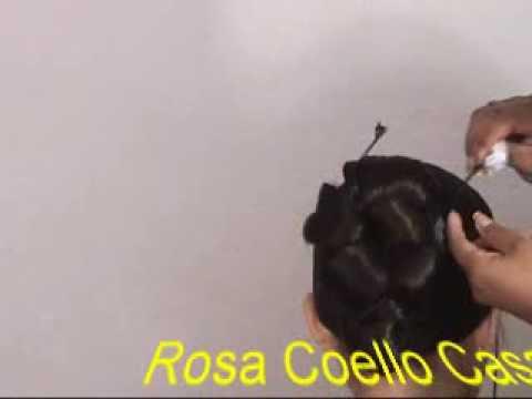 ROSA COELLO CASANA PEINADOS DE NIÑAS 2