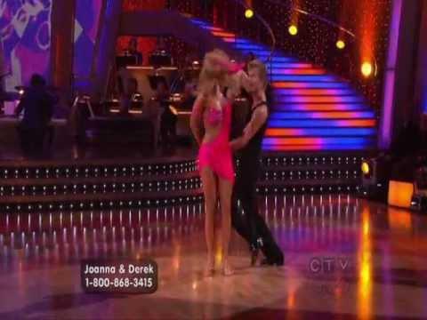 Derek Hough & Joanna Krupa – Lambada, Salsa