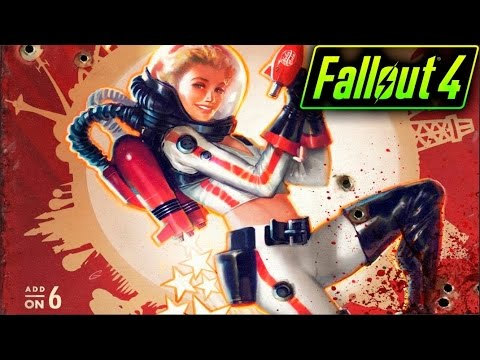 FALLOUT 4 DLC NUKA WOLRD EL PARQUE DE DIVERSION