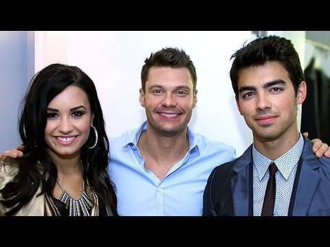 First Interview As a Couple: Joe Jonas & Demi Lovato | Interview | On Air With Ryan Seacrest Music Videos