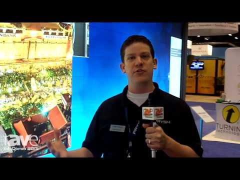 InfoComm 2015: APG Displays Shows Prysm Technology on a Cascade Collaboration Wall