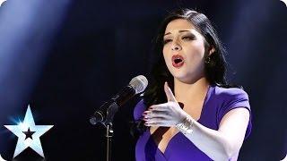 Lucy Kay Sings Nella Fantasia Britain 39 S Got Talent 2014