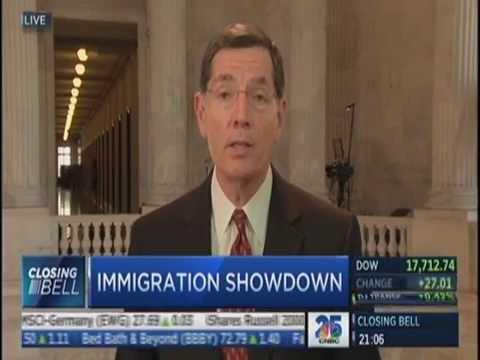 Senator Barrasso on CNBC's Closing Bell