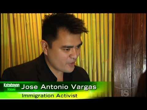Jose Antonio Vargas' Steadfast Activism for Immigration Reform