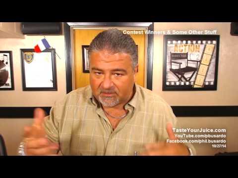 A PBusardo Video - Contest Winners & New Test Gear