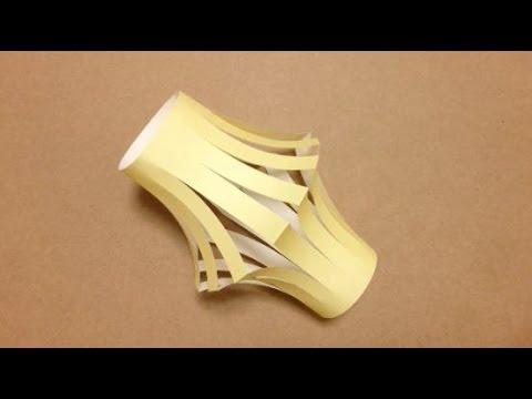 Warm Bodie Origami : 七夕 ちょうちん 折り紙 : 七夕