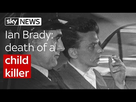 Special Report - Ian Brady: death of a child killer