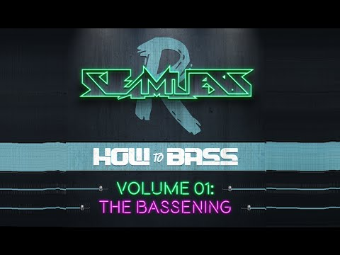 How To Bass Volume 1: The Bassening (sample Pack) video