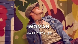 download lagu Harry Styles - Woman  Instrumental gratis