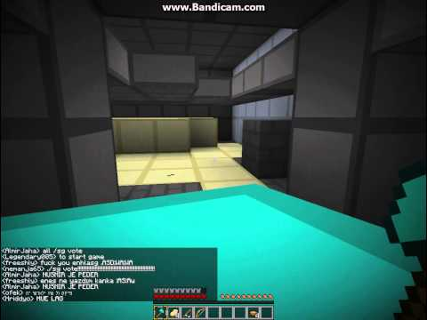 Mongol Minecraft:Hunger Games Ep.4