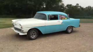 1956 Chevy 327 4 speed