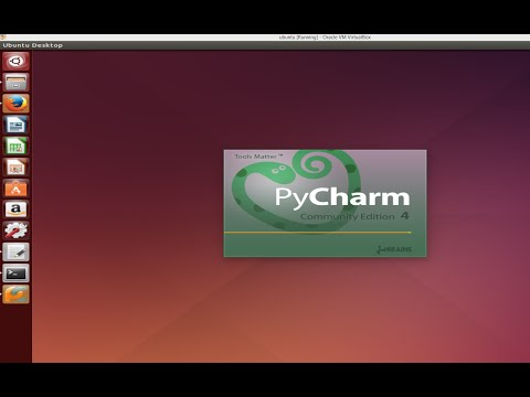 Install PyCharm Python IDE on Ubuntu Linux + Create and Run First Project