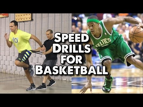 Speed, Agility, Explosiveness Drills For Basketball video