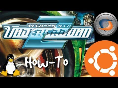 Install Need For Speed Underground 2 on Ubuntu 12.04/12.10/13.04 [CrossOver]
