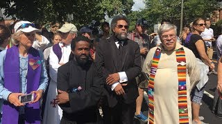 Cornel West & Rev. Traci Blackmon: Clergy in Charlottesville Were Trapped by Torch-Wielding Nazis