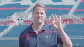 Lane Kiffin appears less-than-enthused in FAU promotional video