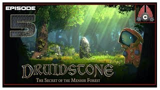 Let's Play Druidstone: The Secret Of The Menhir Forest With CohhCarnage - Episode 5