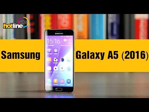 Обзор Samsung Galaxy A5 (2016)