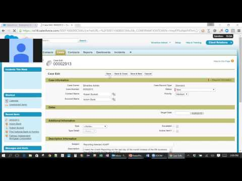 Salesforce for Outlook