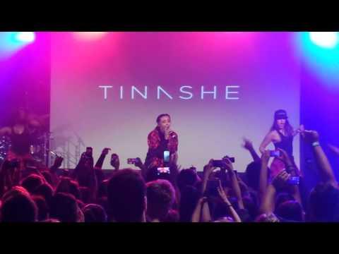 Tinashe Live - How Many Times - Sydney Australian Tour 2015