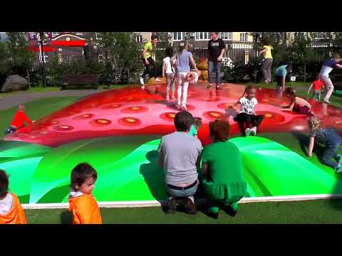 Playground Amusement Pack Family Fun Play Area for Life Funny Baby Vídeo For Children