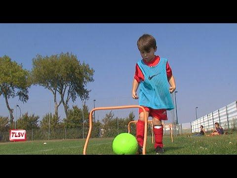 Luçon : l'école de foot du VLF, une école en or !