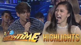 It's Showtime: Kim Chiu answers Luke's joke
