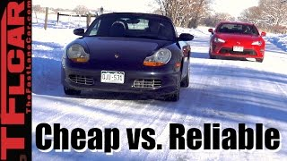 Sports Car Mashup: Old and Cheap vs. New and Reliable - Craigslist Project Porsche Ep.5