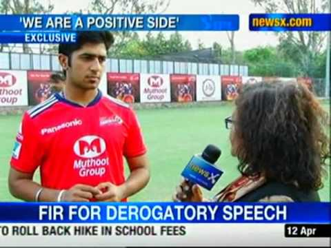 IPL 6: Delhi keen on winning, says Manpreet Juneja