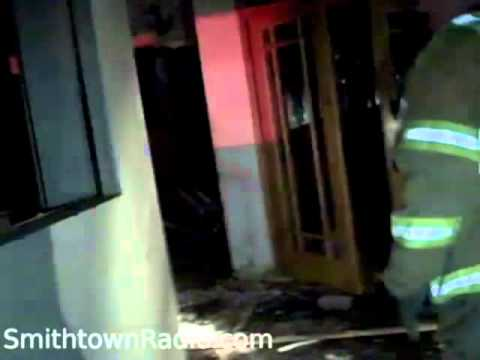 Bavarian Inn, Ronkonkoma Fire - 1/31/12 [NO AUDIO]