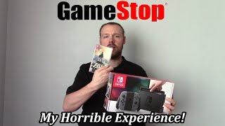 WHY I DON'T SHOP AT GAMESTOP!