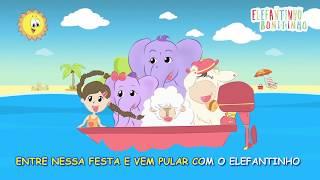 Músicas para dançar, pular, brincar e divertir bebês - Elefantinho Bonitinho