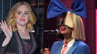 Sia Talks Writing For Adele Rihanna And Kanye This Is Acting