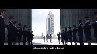 Pub SNCF Inoui Le nouveau nom du TVG - Espace Version Longue