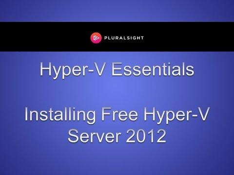 Installing Hyper-V 3.0 Using VMware Workstation