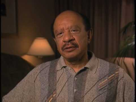 Sherman Hemsley on developing George Jefferson - EMMYTVLEGENDS.ORG