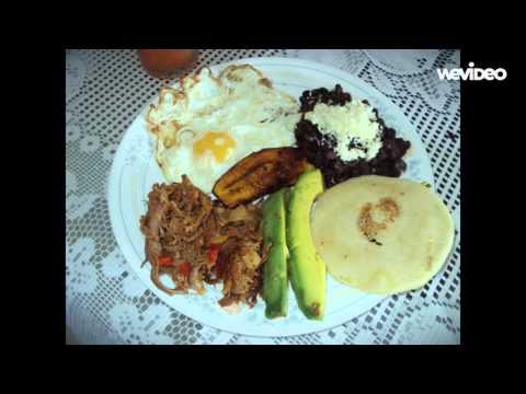 traditional food Venezuelan