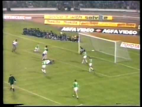 England 1-2 West Germany (1982)